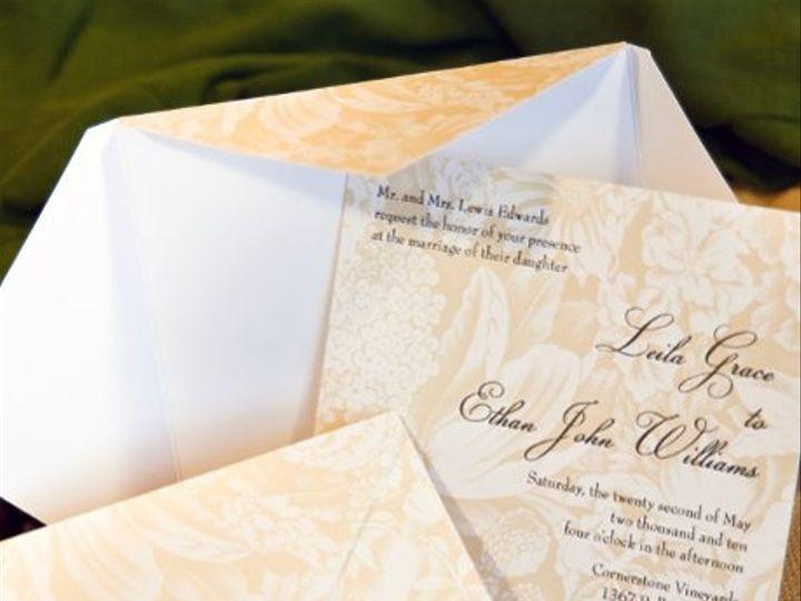 Tmx 1315327949964 DSC4727 New Milford wedding invitation