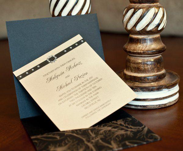 Tmx 1315327990261 DSC4750 New Milford wedding invitation