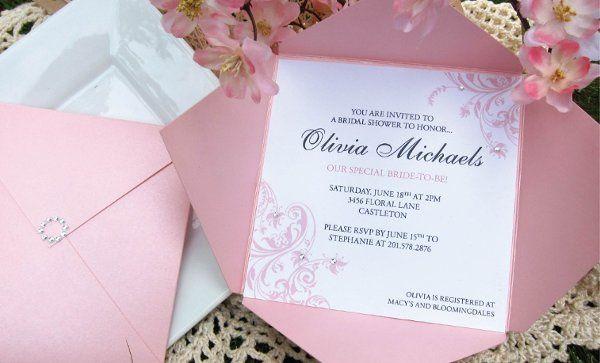 Tmx 1315328116605 BridalShowerA New Milford wedding invitation