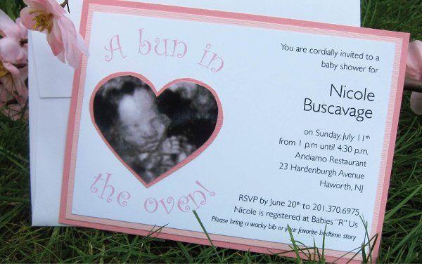 Tmx 1315328297777 BabyA New Milford wedding invitation