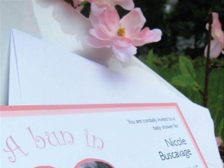 Tmx 1315328299011 BabyB New Milford wedding invitation