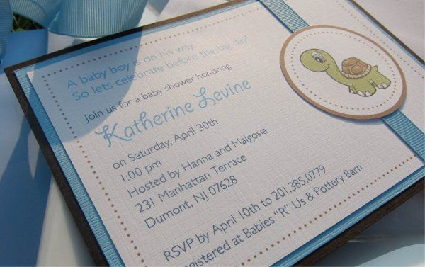 Tmx 1315328301292 BabyBoy1 New Milford wedding invitation