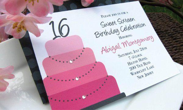 Tmx 1315328451855 Sweet16B New Milford wedding invitation