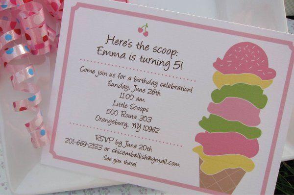 Tmx 1315328463121 IceCream1 New Milford wedding invitation