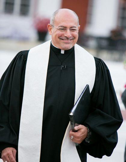 Interfaith minister rev. Louis olivieri