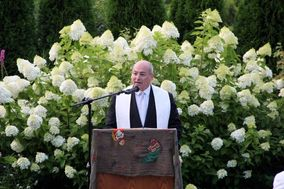 Interfaith Minister Rev. Louis Olivieri