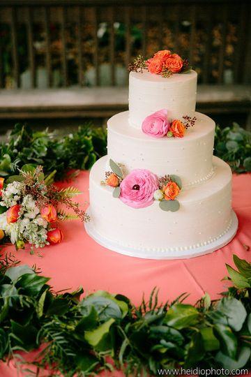 wedding cake 344
