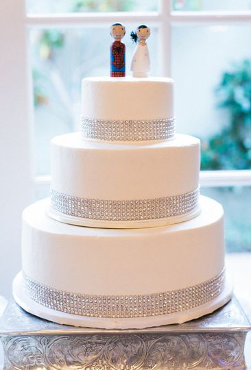 wedding cake cardiff vg donut and bakery wedding cake cardiff by the sea 22166