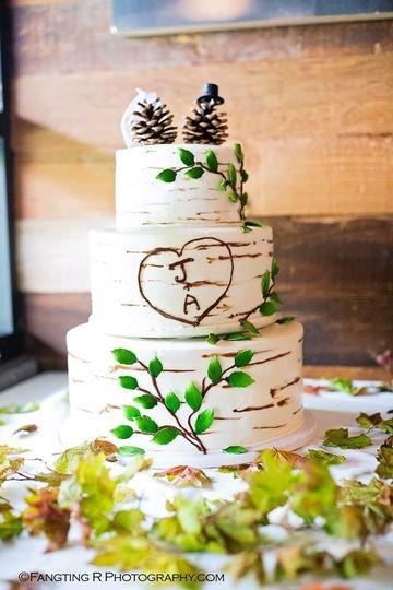 wedding cake 376