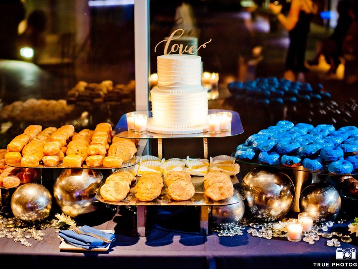 Tmx 1424731861840 0834jenniferscott Cardiff By The Sea wedding cake