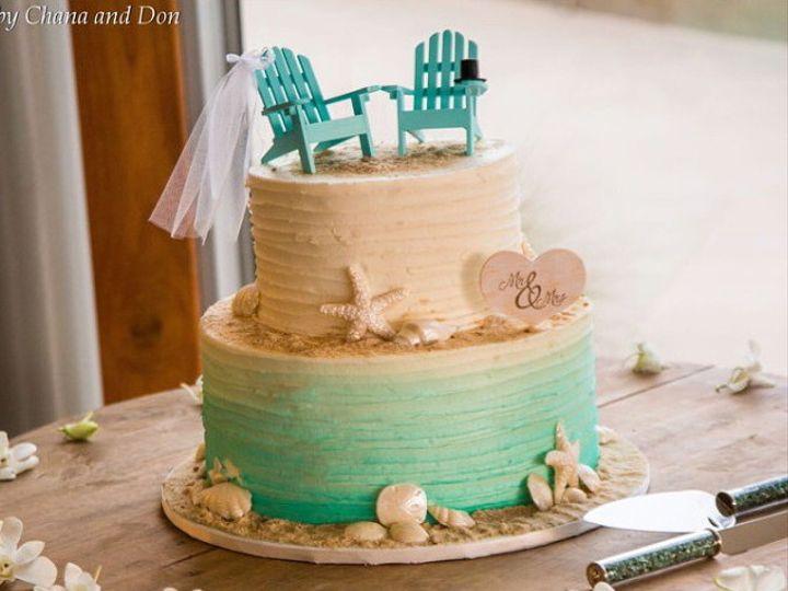 Tmx 1451510125953 Wedding Cake 374 Cardiff By The Sea wedding cake