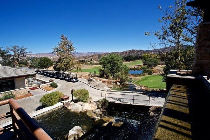 Robinson ranch golf wedding