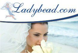 Ladybead Beach Wedding Jewelry