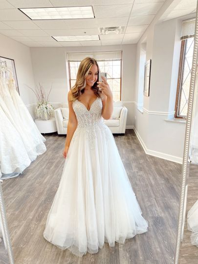 Gorgeous in Tulle