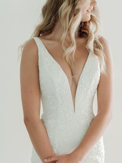 The Espen Gown