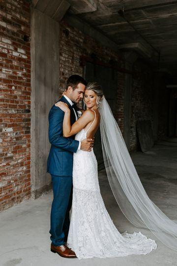 Cathedral veil - Christina Ney Photography