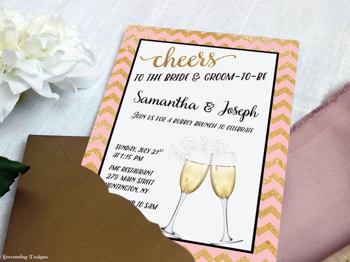 Tmx Thekno52 51 765033 157938708281157 Commack, NY wedding invitation