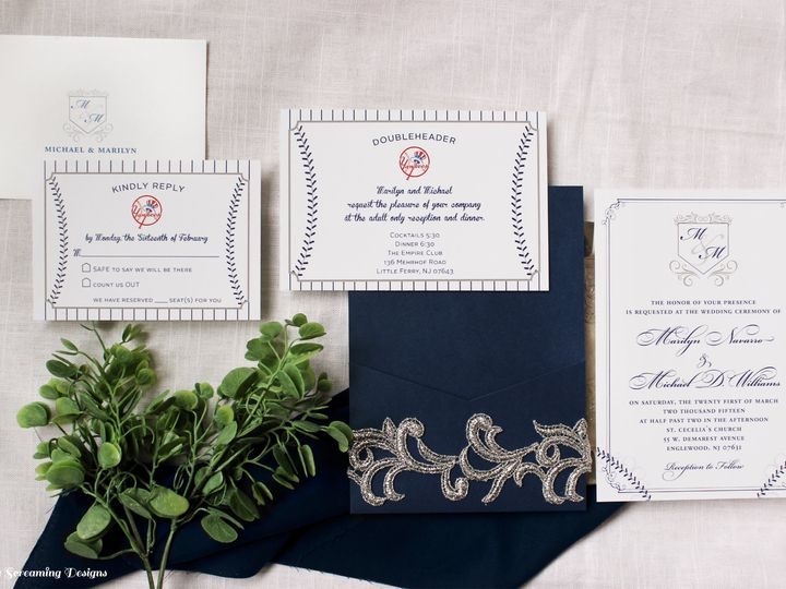 Tmx Theknot18 51 765033 157938708721628 Commack, NY wedding invitation