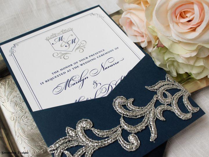 Tmx Theknot19 51 765033 157938708685027 Commack, NY wedding invitation