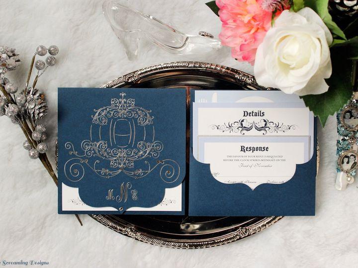 Tmx Theknot28 51 765033 157938708986068 Commack, NY wedding invitation