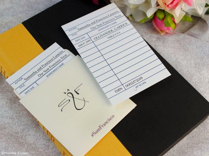 Tmx Theknot35 51 765033 157938709264009 Commack, NY wedding invitation