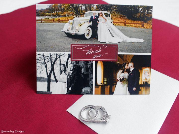 Tmx Theknot51 51 765033 157938709470312 Commack, NY wedding invitation