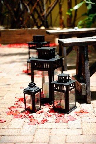Clustered lanterns