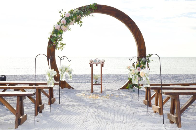 Our new Eternity Arch.