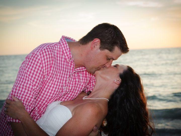Tmx 1437057100040 Romantic Sunset Kiss In Anna Maria Island Saint Petersburg, FL wedding planner