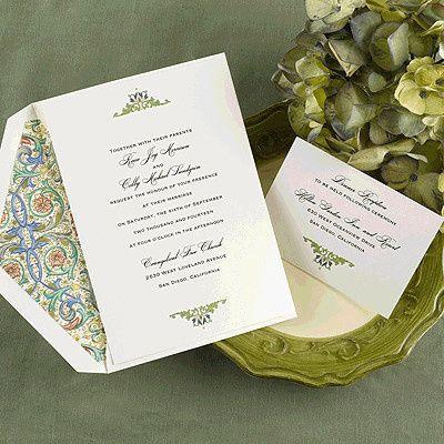 Tmx 1370274955378 Filigree Carlson Craft Winston Salem wedding invitation