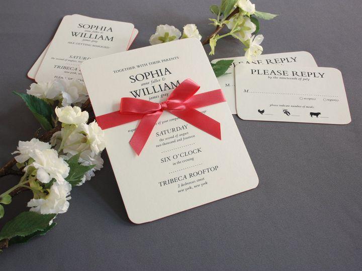 Tmx 1370274979108 William Arthur Image Winston Salem wedding invitation