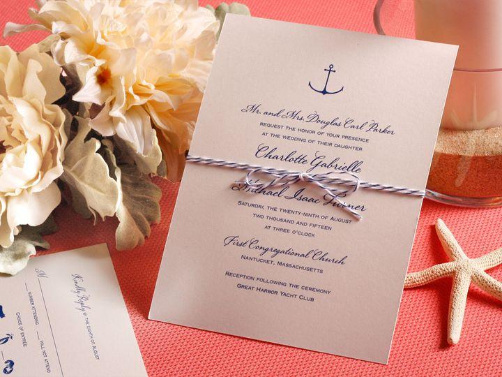 Tmx 1370275084124 94 Nautical Highres Winston Salem wedding invitation