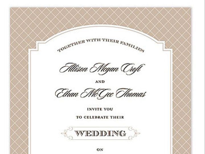 Tmx 1370275142235 Rustic Scb Invite Winston Salem wedding invitation