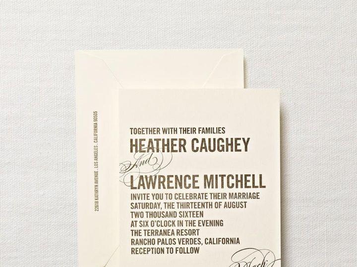 Tmx 1370275168231 Crane Love In The Penthouse Loft Invitation Winston Salem wedding invitation