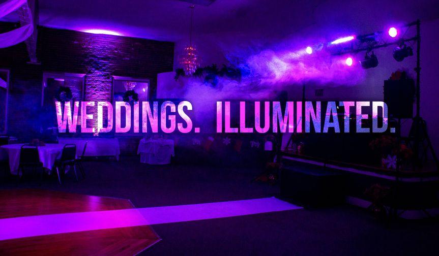Weddings. Illuminated.