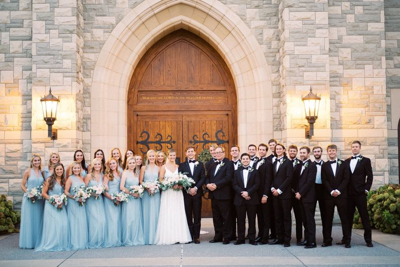 Bridal Party Squad
