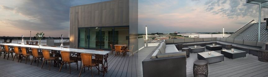 Rice Mill Lofts Rooftop