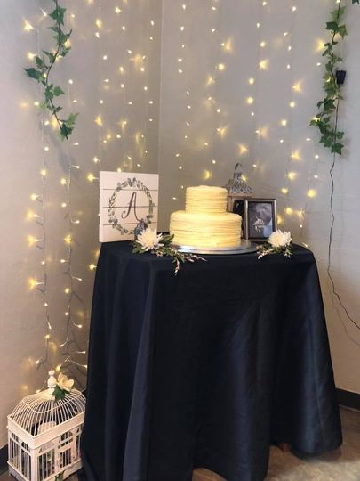 Cleburne Room/Reception Area