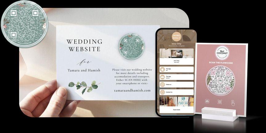 The flowcode wedding bundle