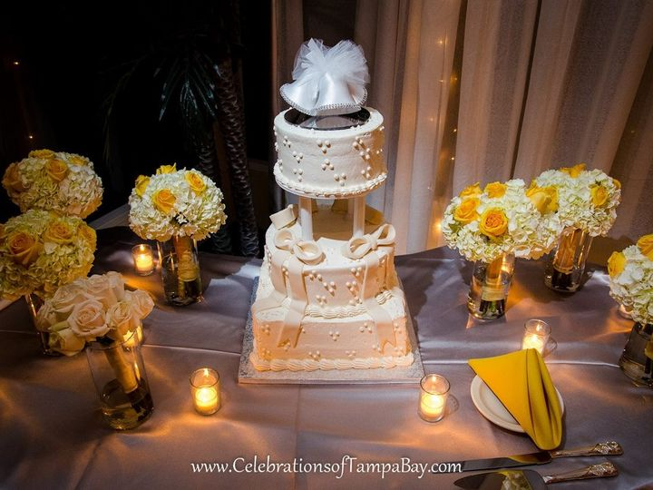 Tmx 1404580177759 Cake May 24th Tampa, FL wedding venue