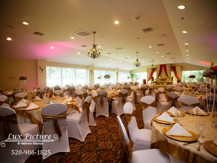 Tmx 1413497085049 Ballroom Gold 2 Tampa, FL wedding venue