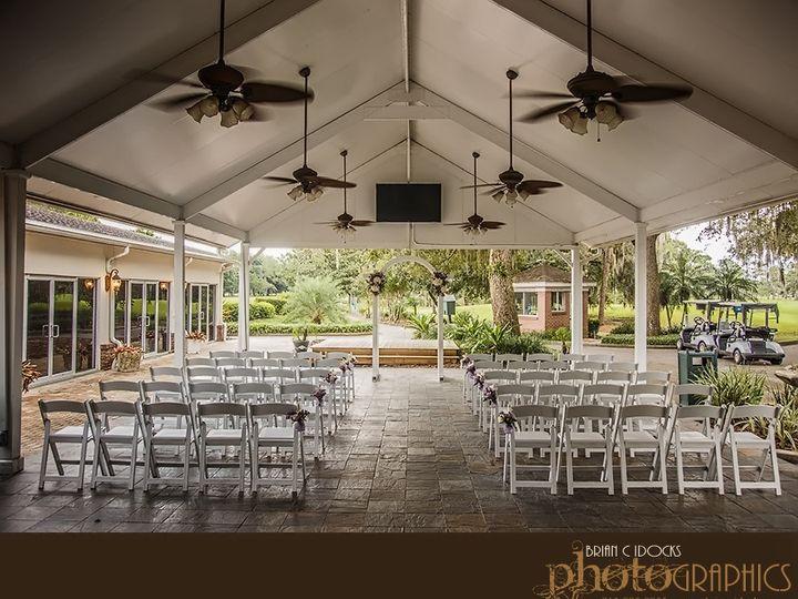 Tmx 1413497517782 Veranda.. Threat Of Rain. 09.28.2014 Tampa, FL wedding venue