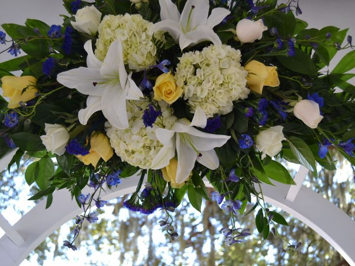 Tmx 1428010082890 Margaret Bonnie Floral Spray Tampa, FL wedding venue