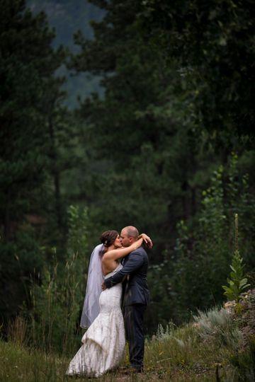Classic Black Hills wedding