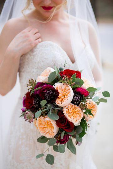 Romantic Black Hills Wedding