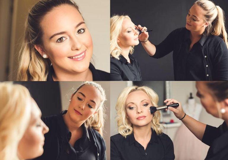 makeup by krysten