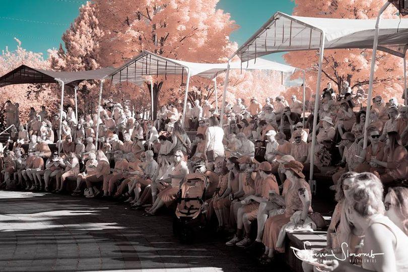 Caras Park sold out crowd