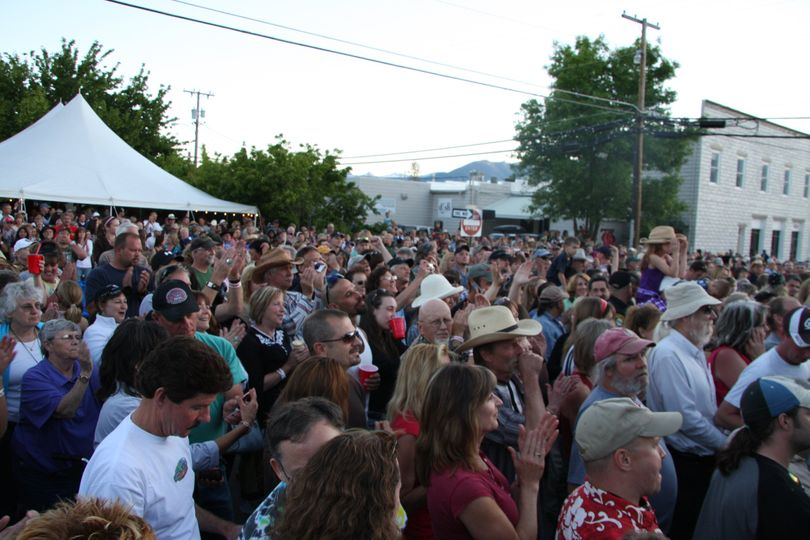 Stevensville downtown event