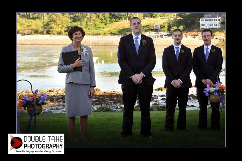 Dockside:Waiting for the bride