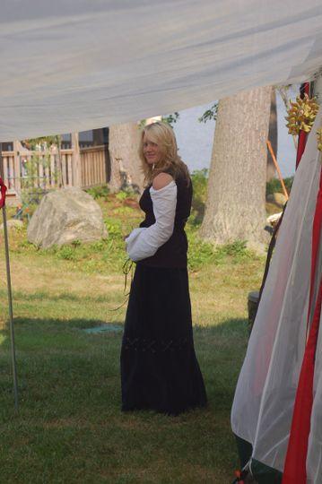 medevial bride 9 8 14